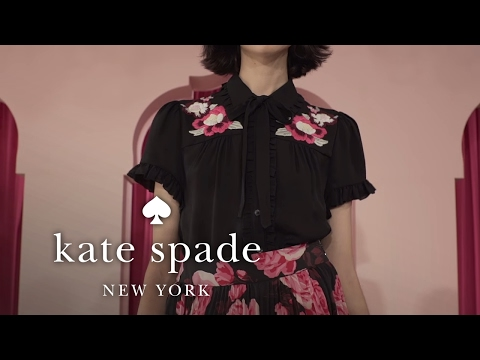 new york fashion week 2017 - shop it live february 10th | kate spade new york