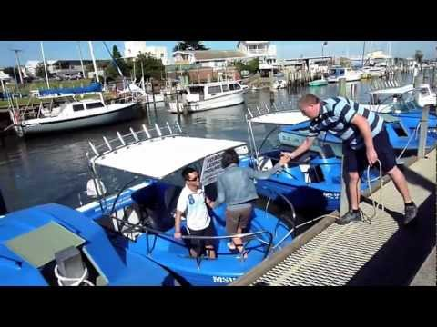 Bluey's Boathouse - A Day On The Bay