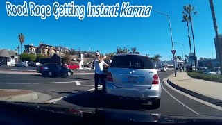 Road Rage Gone Wrong (Hilarious) | Angry Drivers Getting Instant Karma