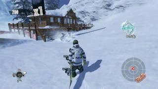 Shaun White Snowboarding - PC GamePlay (HD)