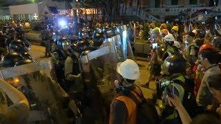 Tại sao người biểu tình ở Hong Kong không chùn bước?