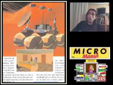 MICROMANIA -   Realidad Virtual   - 1995. Rosental & Romero