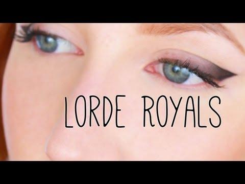 Baixar Lorde Royals Official Music Video Makeup Tutorial