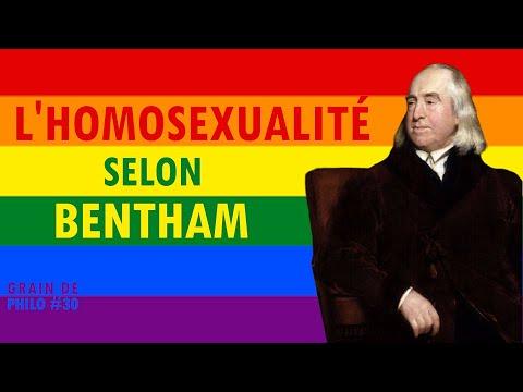 L'homosexualité selon Bentham - Grain de philo #30