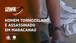 Homem tornozelado é assassinado em Maracanaú