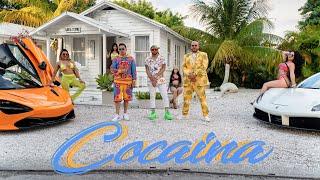 "Cristion D'or, Fat Joe, De La Ghetto - ""Cocaina"" [Official Video]"