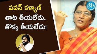 Lakshmi Parvathi slams Jana Sena chief Pawan Kalyan..