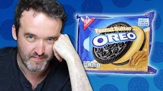 Irish People Try American Oreo Cookies
