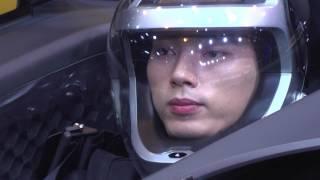 RENAULT R.S. 2027 VISION AL SALONE DI SHANGHAI