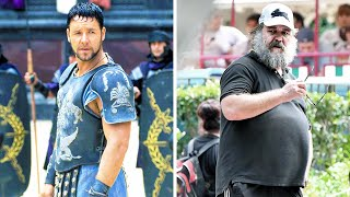 Gladiator (2000) Cast: Then and Now (21 Years After)