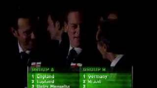 World Cup Draw 2006 on BCC TV