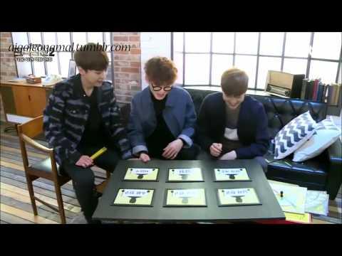 EXO Chen Laugh Compilation.