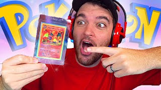 NOAHJ456 PULLS 2 HOLOGRAPHIC CHARIZARDS!!!