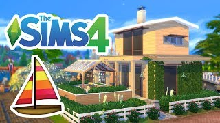 The Sims 4 Wharf Build! Grandparents Home!