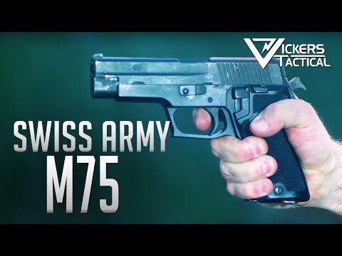 Swiss Army M75 4K