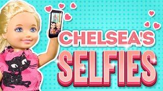 Barbie - Chelsea's Selfies   Ep.57