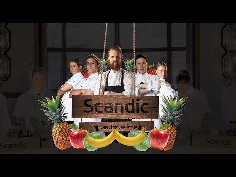 Scandic Smoothie Challenge