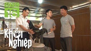 Chàng trai xứ Thanh khiến chuyên gia Khởi nghiệp cảm động | VTC16