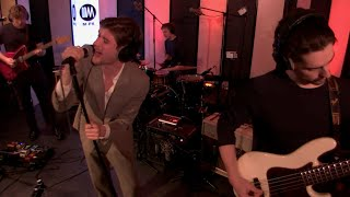 Do Nothing live session at M-PX