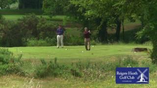 Reigate Heath Golf Club in Surrey