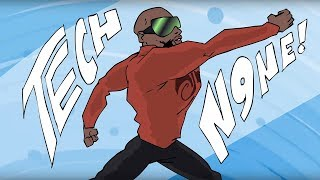 Tech N9ne - N9NA - Official Animated Music Video