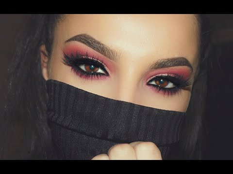 Warm Spring Eye Tutorial | MannyMua X Makeup Geek Palette