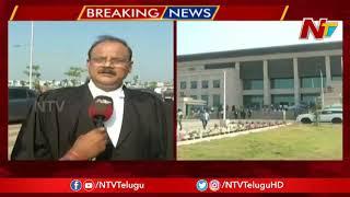 High Court Adjourns Hearing on AP capital..