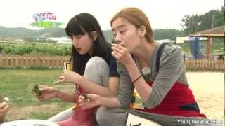 [IY2] 120609 miss A Suzy - Funny Chatting with Sunhwa and Sunny