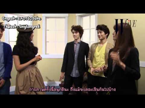 [ไทยซับ] W Live with S.M fashionistas 2 Live 6