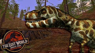 The Albertosaur Territory Of Site B - Jurassic Park: Trespasser - Part 11