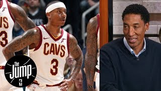 Scottie Pippen on Isaiah Thomas: Cavaliers can't give him max contract | The Jump | ESPN