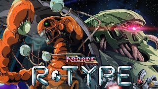 RETRO ARCADE ANIME「R-TYPE」
