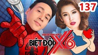 X6 SQUAD| BDX6 #137| Spidẻ-man Ngoc Thuan - Bach Tuyet Thuy Ngan maltreats Cat Tuong-Si Thanh