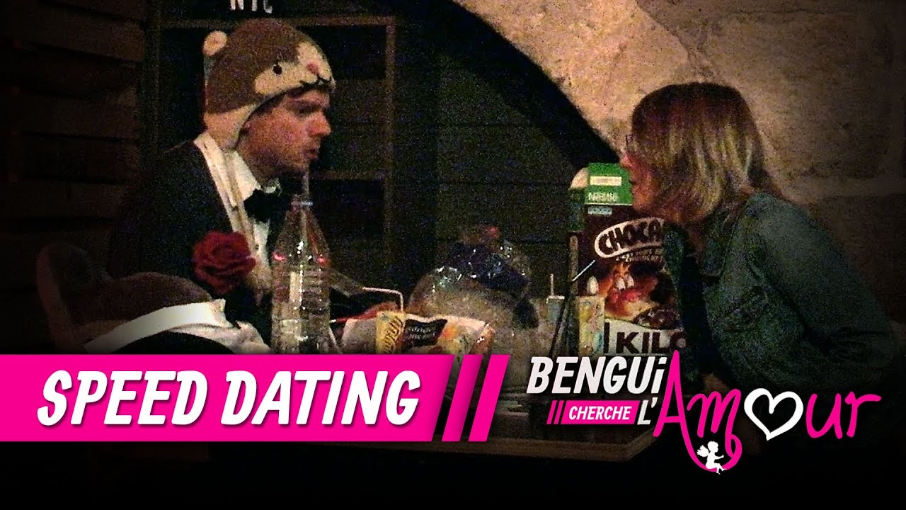 bengui cherche amour au speed dating