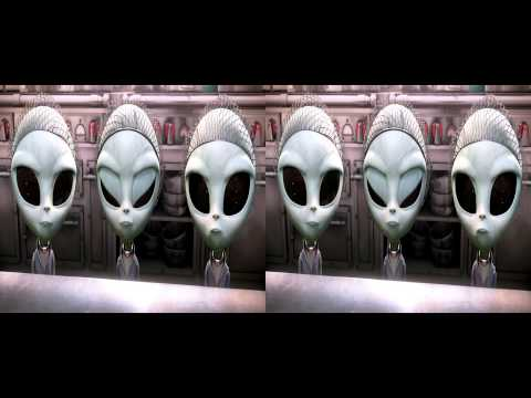 Escape from Planet Earth 3D SbS FULL MOVIE(RU)