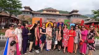 Tham quan toàn cảnh Bana hill, Đà Nẵng 15.03.2019