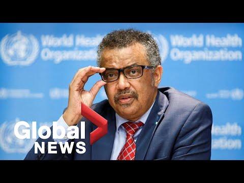 Coronavirus outbreak: WHO declares COVID-19 a global pandemic