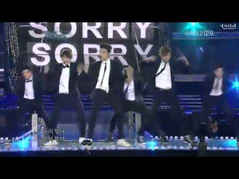 120530 Dream Concert EXO Sorry Sorry