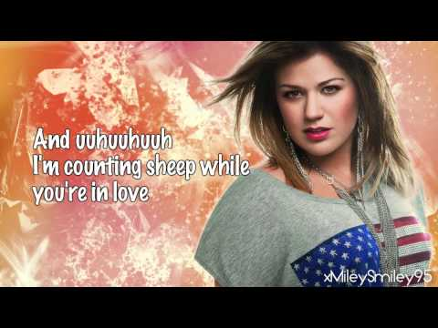 Kelly Clarkson - Don't Be A Girl About It (with lyrics)