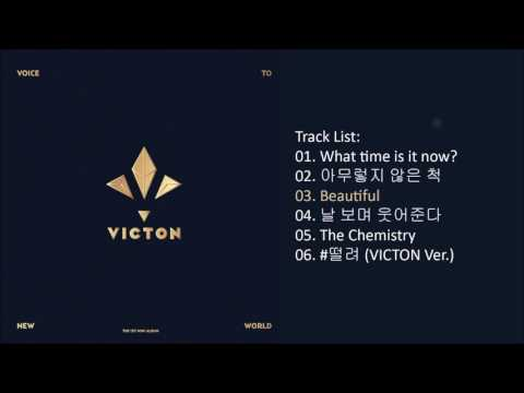 [Mini Album] VICTON – Voice To New World