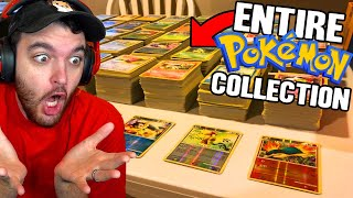 A FAN SENT ME THEIR *ENTIRE POKEMON COLLECTION*