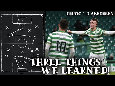 where would we be without Turnbull? (Celtic 1 0 Aberdeen)
