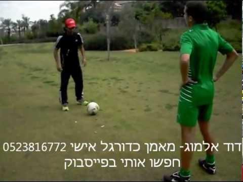 מאמן כדורגל דוד אלמוג- 052-3816772