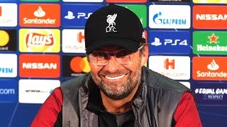 Red Star Belgrade 2-0 Liverpool - Jurgen Klopp Full Post Match Press Conference - Champions League
