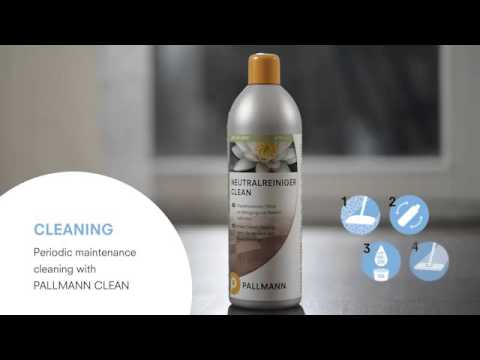 How to Care for Oiled wood floors Pallmann Magic Oil Care Art of Clean
