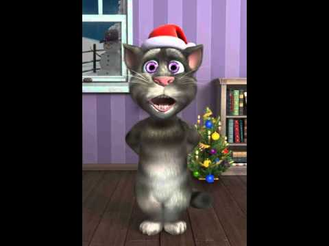 Tom le chat qui chante (petit papa noël)