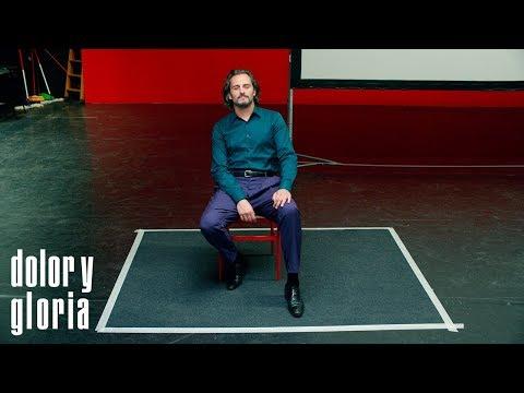 DOLOR Y GLORIA de Pedo Almodóvar. Monólogo. En cines 22 de marzo.