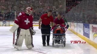 Хоккей. Россия — Швейцария 7-0