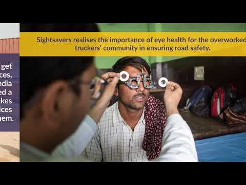 Sightsavers India - Top 10 NGO in India