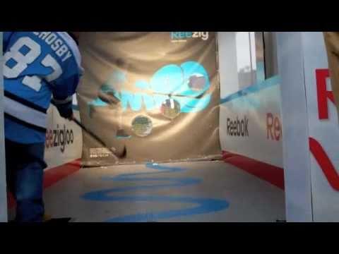 Reebok NHL Winter Classic Zigloo